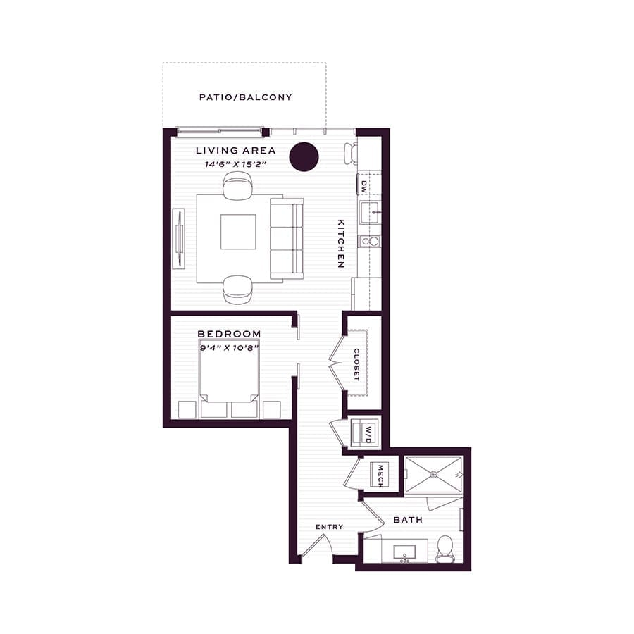 New Luxury Apartments For Rent In Ft